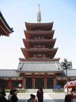 Токио. Храм.