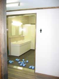 Япония. Туалет.